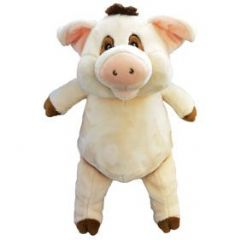 Personalised Warthog Cubbie Teddy